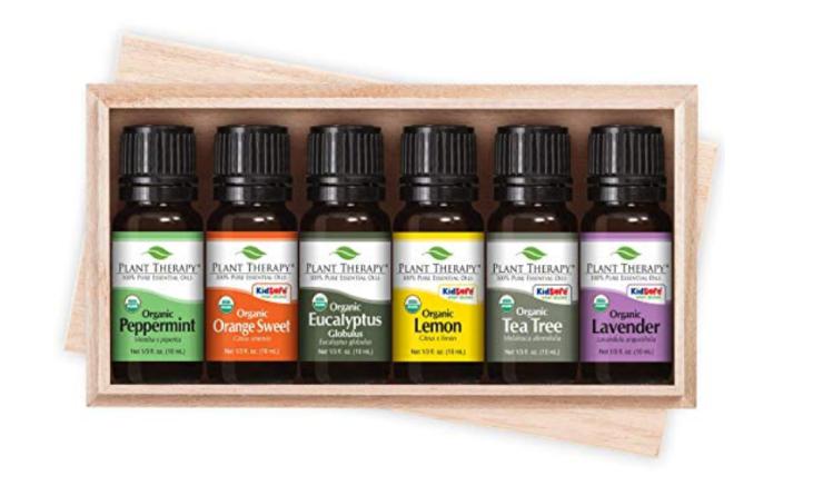 buying essential oils